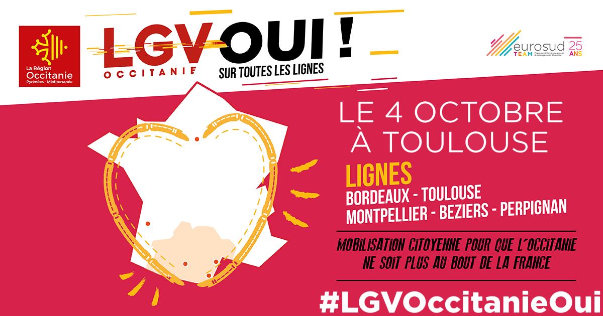 LGV Bordeaux – Toulouse Oui !