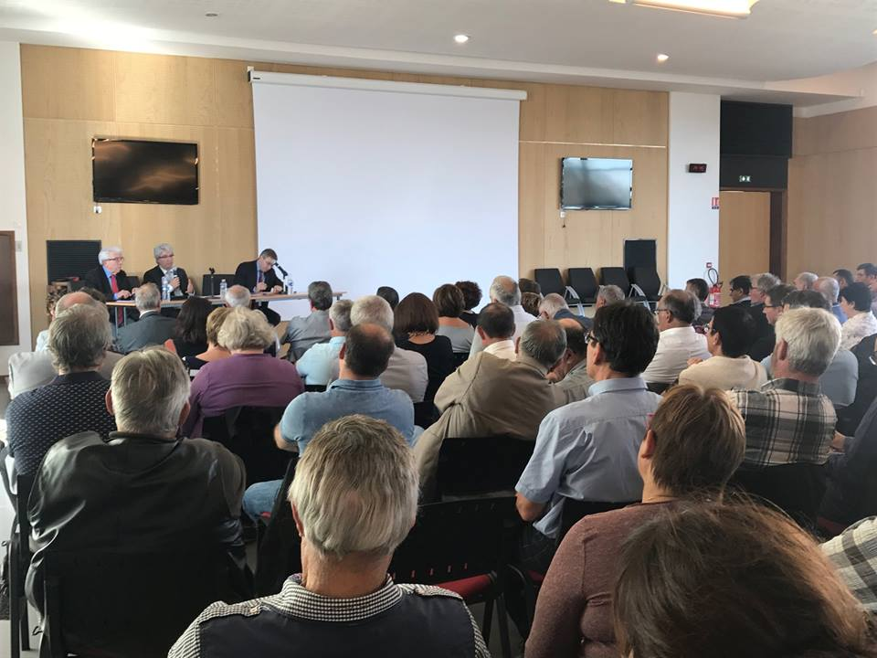 Rencontre entre le Préfet de l'Aude et les élus locaux