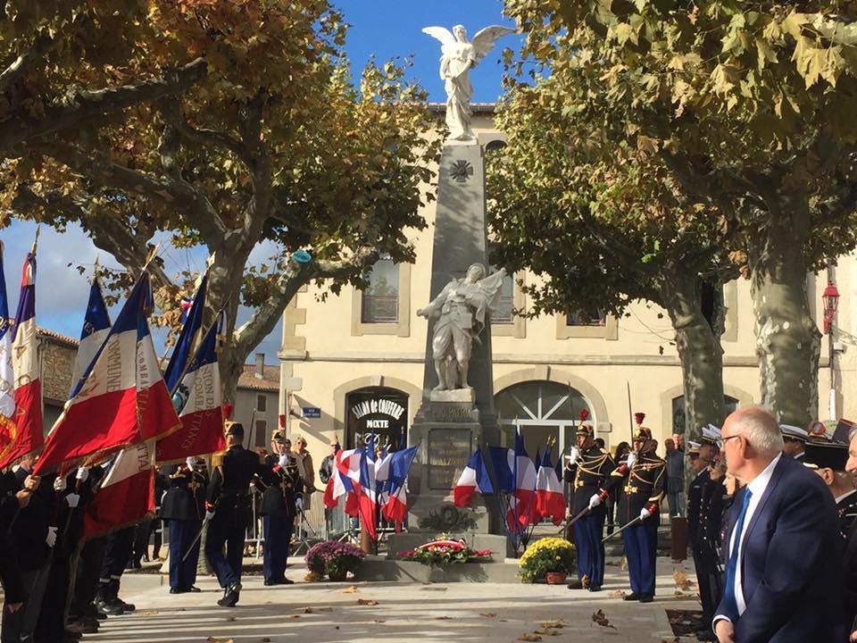 Inauguration à Alzonne