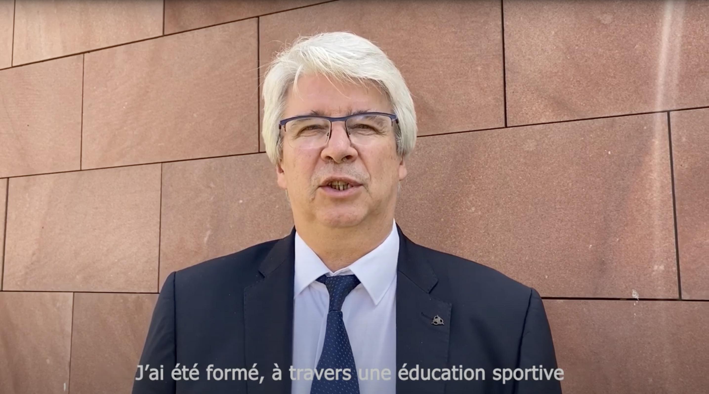 Jour d'élection : portrait de Régis Banquet, Président de Carcassonne Agglo