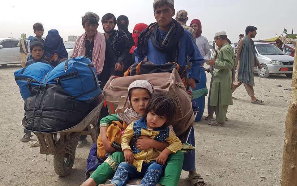 Appel solidaire à l'accueil des réfugiés Afghans